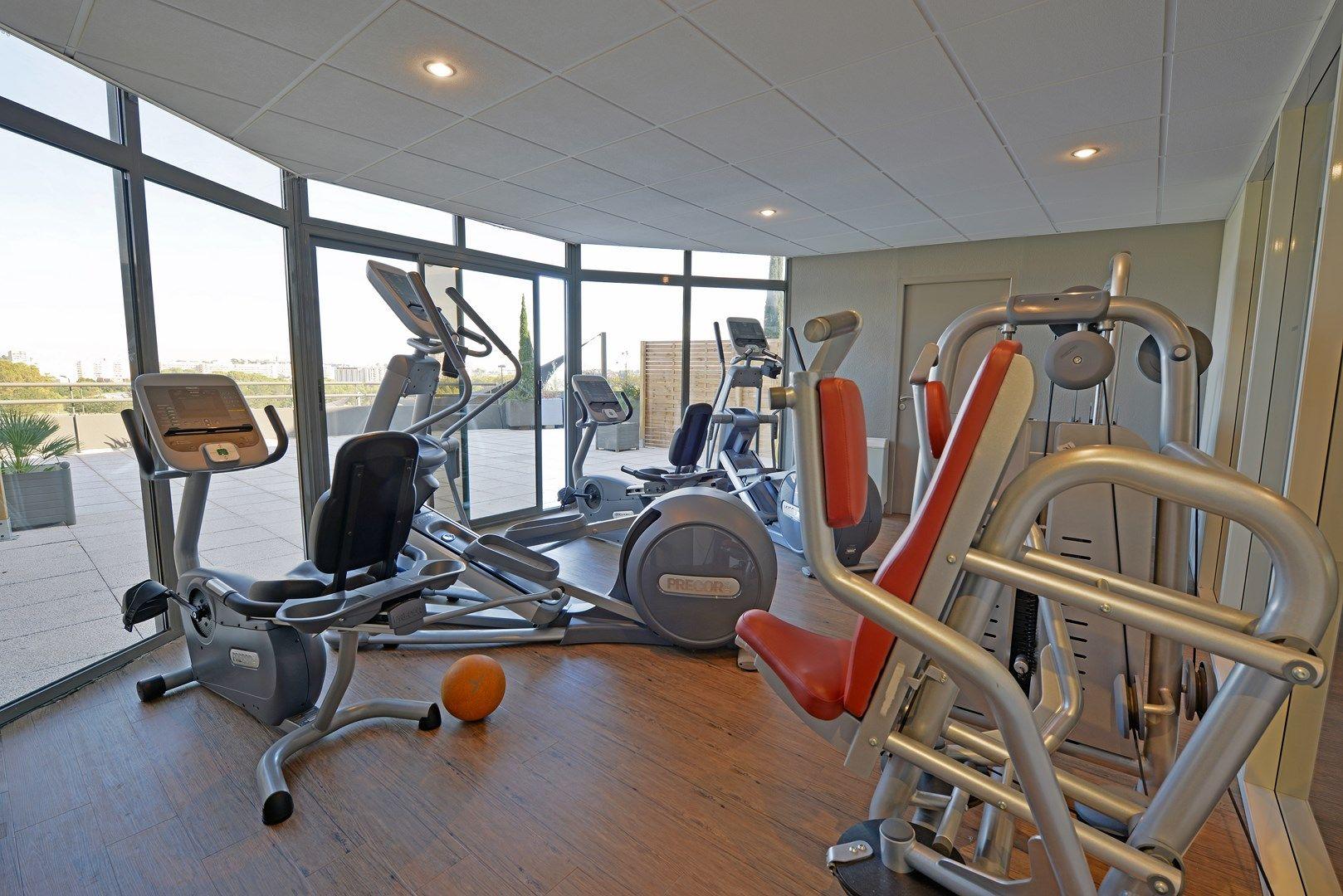Golf Resort Montpellier Fontcaude Fitness